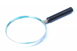 "Magnifying Glass 5"" Lens with 3x Magnification. V5093"